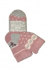 Sosete fetite WiK Winter Soft 57500 (2 perechi)