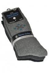 Sosete barbati WiK Thermo Socken 7107 Men (3 perechi)