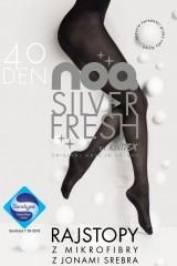 Ciorapi Knittex Noa Silver Fresh 40 den
