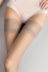 Ciorapi 3/4 Fiore Nude G 4059 20 den