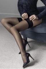 Ciorapi 3/4 Fiore Glam A 4008 20 den