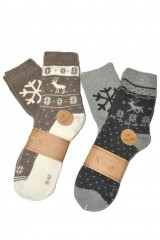 Sosete dama WiK Winter Sox art.37821 (2 perechi)