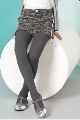 Ciorapi fetite Gabriella Melange 751