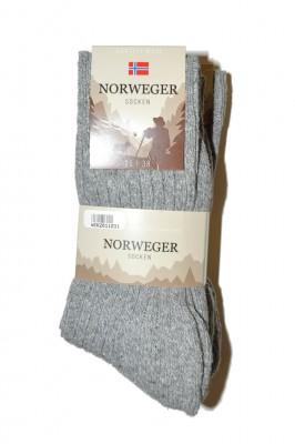 Poze Sosete barbati WiK Norweger Wolle art.20110 (3 perechi)