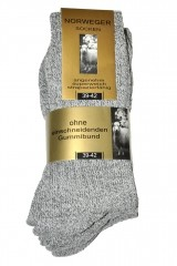 Sosete barbati WiK Norweger Wolle art.20110 (3 perechi)