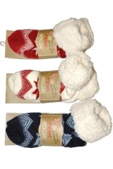 Sosete de casa dama WiK Sweet Home Socks 70937 ABS