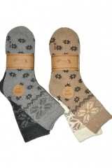 Sosete dama WiK Winter Sox art.37820 (2 perechi)