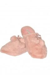 Papuci de casa dama RiSocks 1929 Pompon
