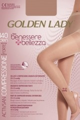 Ciorapi Golden Lady Benessere & Bellezza 140 den