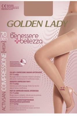 Poze Ciorapi Golden Lady Benessere & Bellezza 70 den