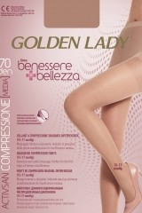 Ciorapi Golden Lady Benessere & Bellezza 70 den