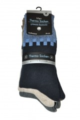 Sosete barbati WiK Thermo Socken art.7103 (3 perechi)
