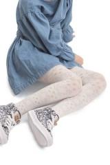 Ciorapi fetite Knittex Snow White