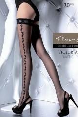 Ciorapi 3/4 Fiore Victoria 20 den