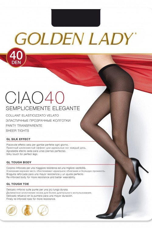 Ciorapi Golden Lady Ciao 40 den