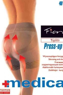 Poze Ciorapi Fiore | Press-up M5002 40 den