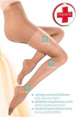 Poze Ciorapi Gabriella Relax Medica 20 den 2-4