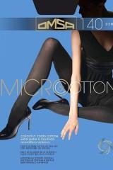 Ciorapi Omsa Micro & Cotton 140 den