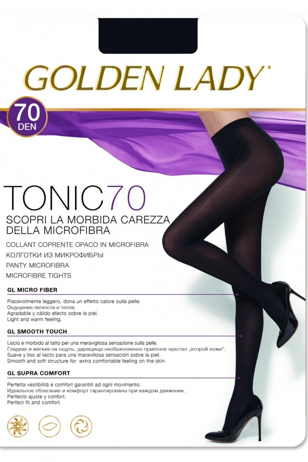 Ciorapi Golden Lady Tonic 70 den
