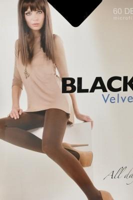 Poze Ciorapi Egeo Black Velvet 60 den 2-4