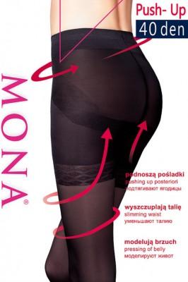 Poze Ciorapi Mona Elianto push-up 40 den
