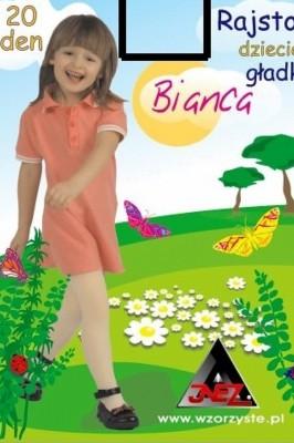 Poze Ciorapi fetite Inez Bianca 20 den