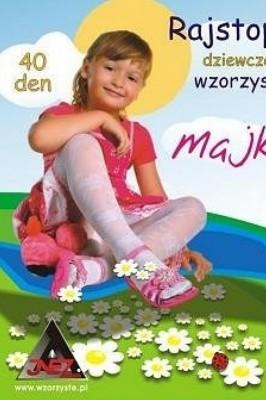 Poze Ciorapi fetite Inez Majka cu model 40 den