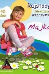 Ciorapi fetite Inez Majka cu model 40 den