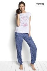 Pijama de dama Sky (34226-09X + 34229-55X)