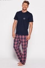 Pijama barbati 35412 Sea