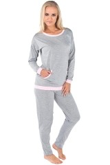 Pijama de dama Abba dl.r. dl.sp