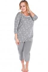 Pijama de dama Kira r.3/4 sp.3/4