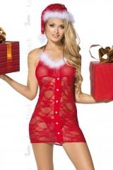 Babydoll Santas Helper LD95 + CD Sensual Chill