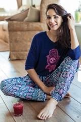 Pijama de dama LHS 884 A7