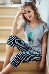 Pijama de dama LNS 314 A7