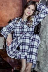 Pijama de dama LNS 417 B7