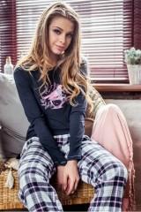 Pijama de dama LNS 497 B7