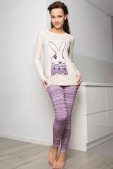 Pijama de dama LNS 796 B5