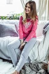 Pijama de dama LNS 812 B7