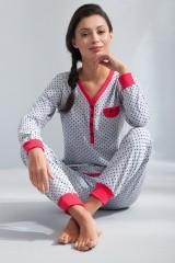 Pijama de dama Luna 584