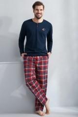 Pijama barbati Luna 749