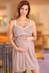 Rochie de noapte pentru gravide si alaptare 1684