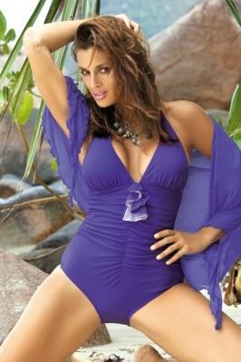 Poze Costum de baie Martina M-178 violet (158)