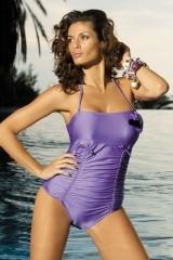 Costum de baie Shila Provenza M-202 Violet (197)
