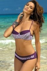 Costum de baie Brooke Mora M-225 Violet (15)