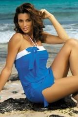 Rochie de plaja Mia Sure M-241 Albastru (205)