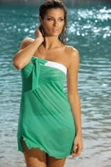 Rochie de plaja Mia Zacinto M-241 Verde (205)
