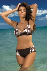 Costum de baie Helen Deep Brown M-317 (Maro)