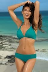 Costum de baie Lauren Amalfi M-325 (Verde marin)