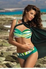 Costum de baie Carlotta Acetosella M-327 (Verde)